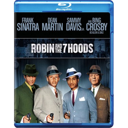 Robin and the Seven Hoods (Blu-ray) (Robin Hood Prince Of Thieves Blu Ray)