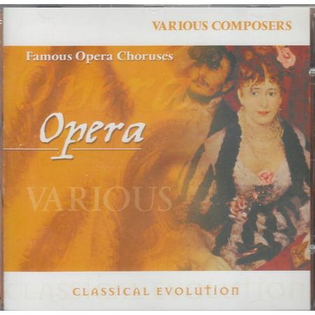 Classical Evolution  Famous Opera Choruses