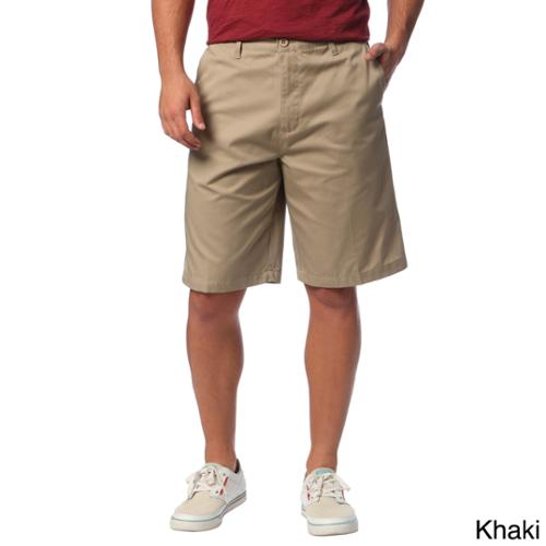 Burnside Men's Chino Shorts Khaki  34