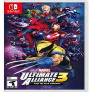 MARVEL ULTIMATE ALLIANCE 3: The Black Order, Nintendo, Nintendo Switch, (Digital Download) 045496594299