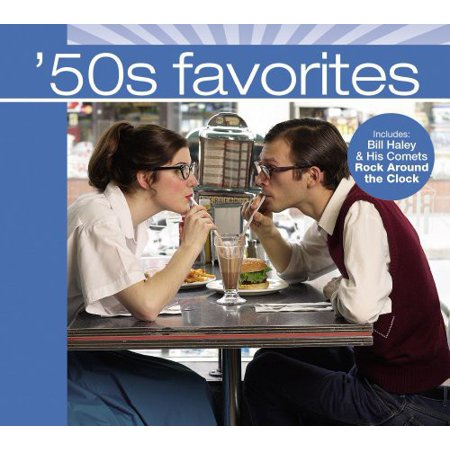 50S Favorites (CD)](The Roaring 50s)