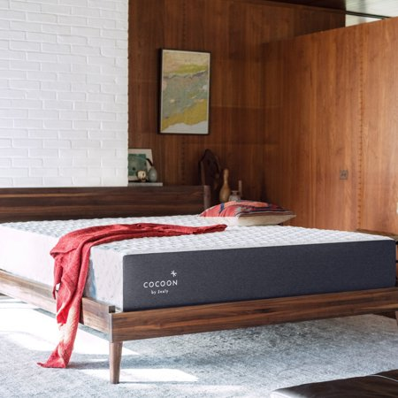 Cocoon By Sealy Classic Firm Mattress In A Box  Multiple Sizes