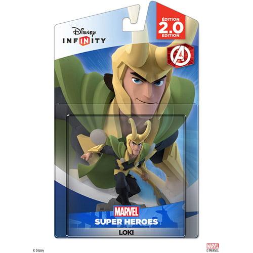 Bulk buys Marvel Loki Disney Infinity 2.0 Figurine by Disney