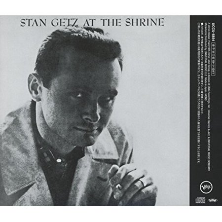 Stan Getz At The Shrine (CD)