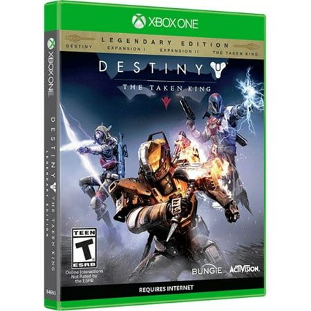 Destiny: The Taken King - Legendary Edition (Xbox