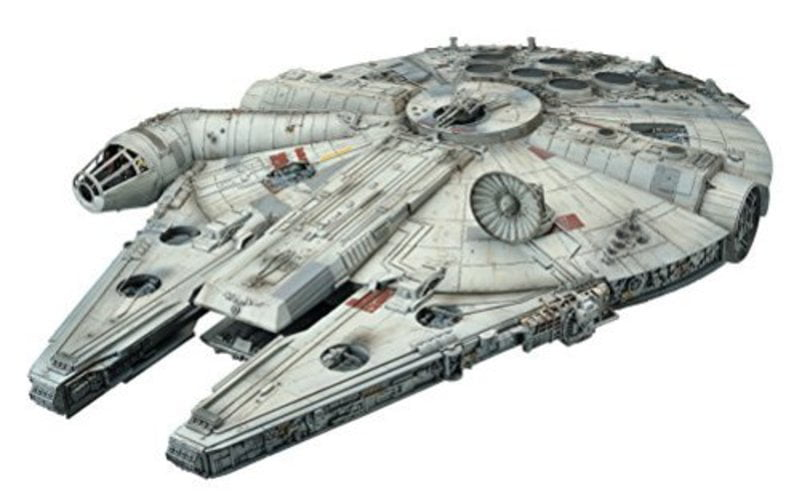 Revell Millennium Falcon Model Kit by Revell