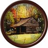 Springfield 13.25 Lodge Dial Indoor & Outdoor Thermometer