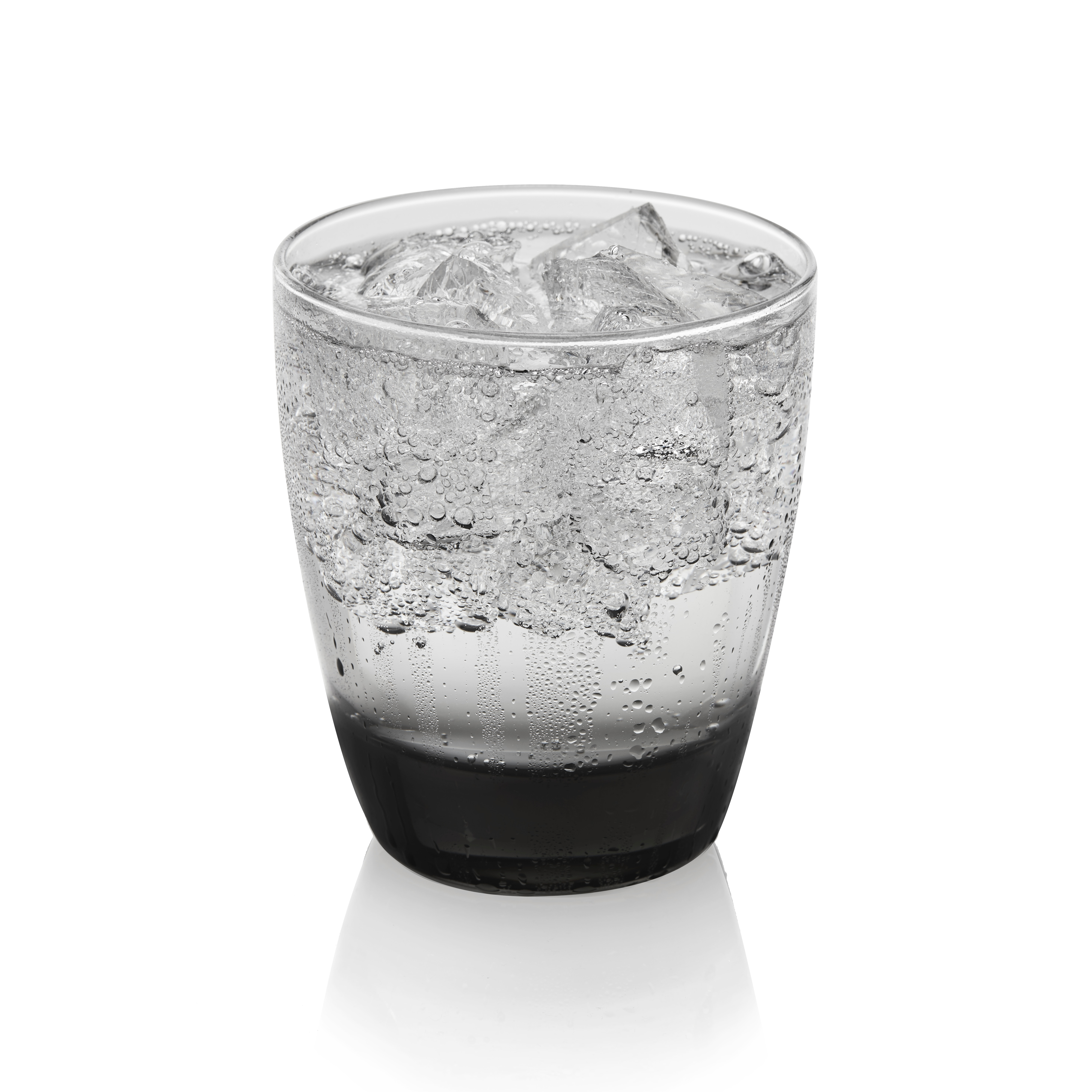 Libbey Classic Smoke Rocks Glasses, Set of 12