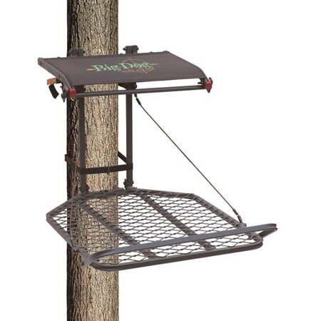 Big Dog Setter Hang-on Tree Stand 300lb Weight Limit BDF-404 thumbnail