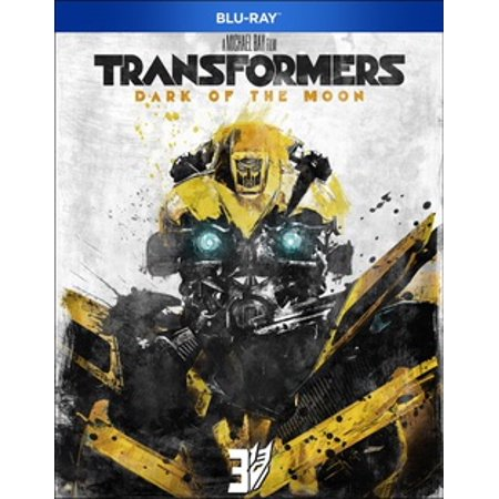 Transformers: Dark of the Moon (Blu-ray) (Transformers Dark Of The Moon 3d Blu Ray)