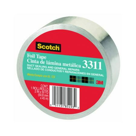 3M COMPANY 3311-50A 2x50YD 50.8mm Foil