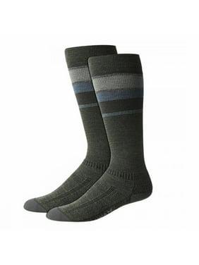 0579ce76fbd Product Image Wigwam Made In USA Tall Trekker Fusion Socks Olive Green  Unisex Medium