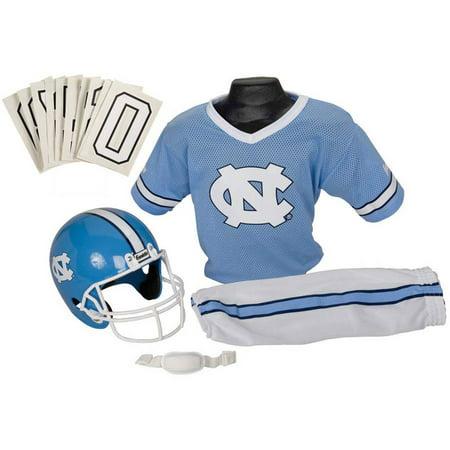 Franklin Sports NCAA UNC Tar Heels Uniform Set, Medium