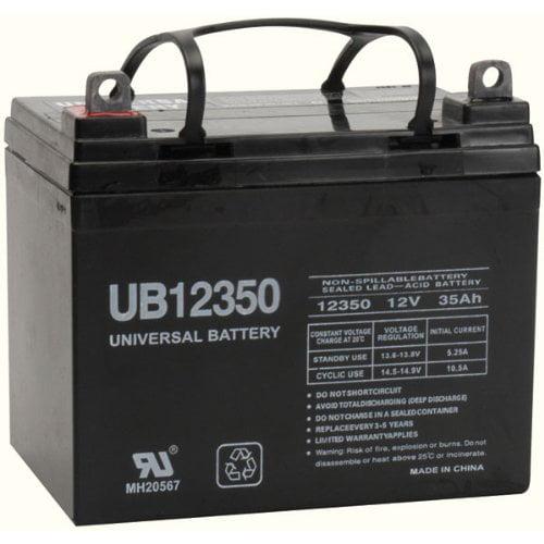 The Upgrade Group UB12350 Sealed Lead Acid Battery 12V 35...