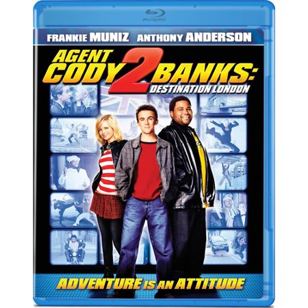 Agent Cody Banks 2: Destination London (Blu-ray)](Scary Films Halloween London)