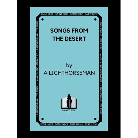 Song Dessert - Songs from the Desert - eBook
