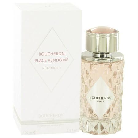 Boucheron Place Vendome Perfume by Boucheron, 3.4 oz Eau De Toilette Spray - image 1 de 3