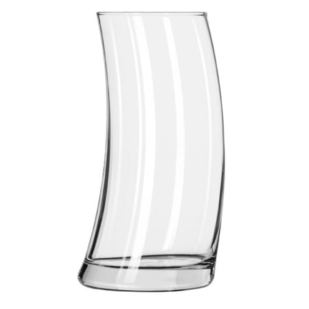(Libbey 2212 Bravura Curved 16.75 Oz. Tumbler Glass - 12 / CS)