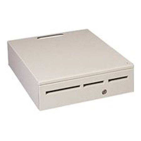 MMF MediaPLUS - Electronic cash drawer - black