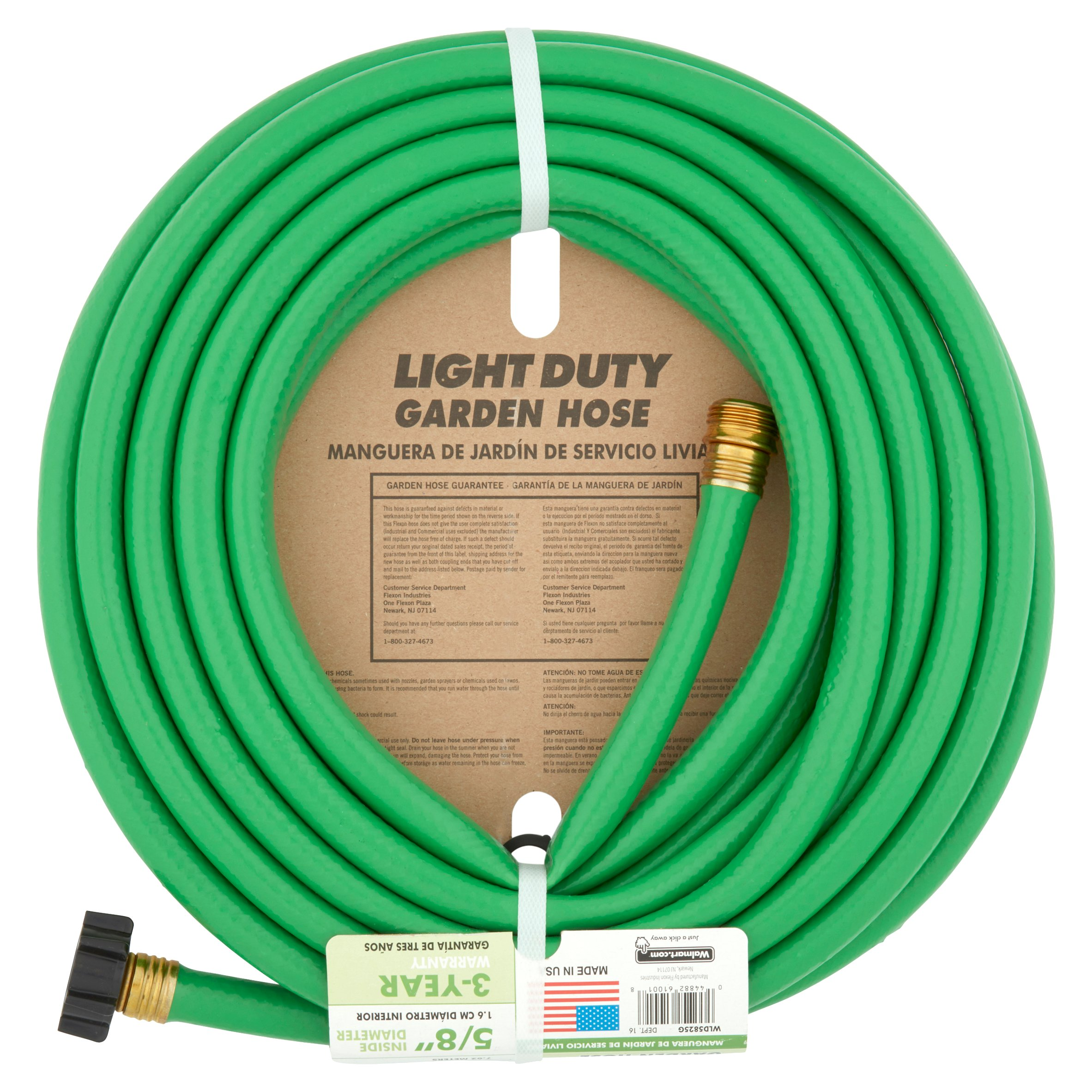 Perfect Flexon Light Duty Garden Hose   Walmart.com