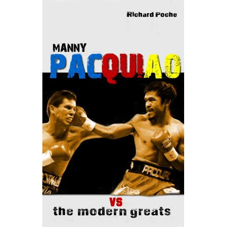 Manny Pacquiao vs The All-Time Greats - - Manny Pacquiao Costume
