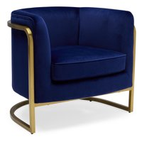 MoDRN Marni Barrel Accent Chair, Multiple Colors
