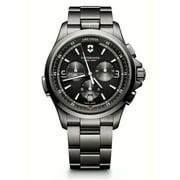 Best Swiss Watches For Men - Victorinox Men's 'Night Vision' Swiss Quartz Titanium Review