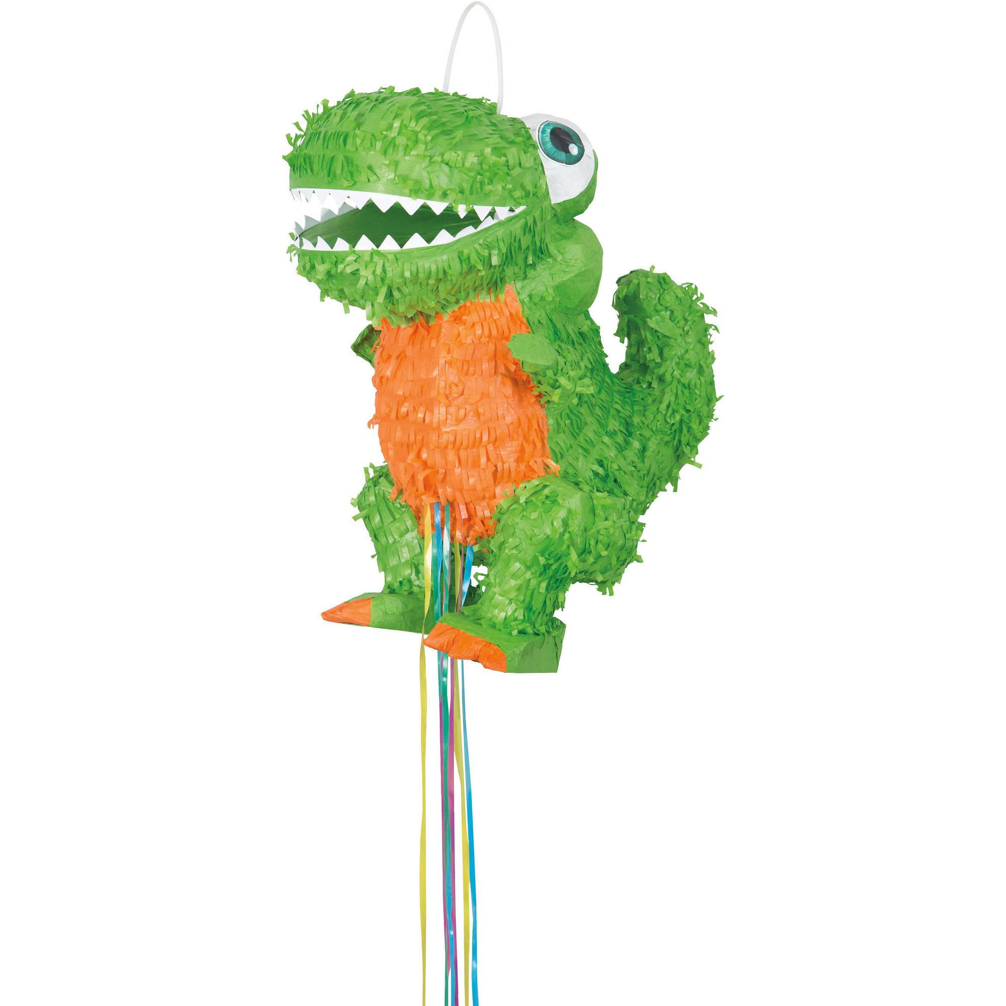 T-Rex Dinosaur Pinata, Pull String