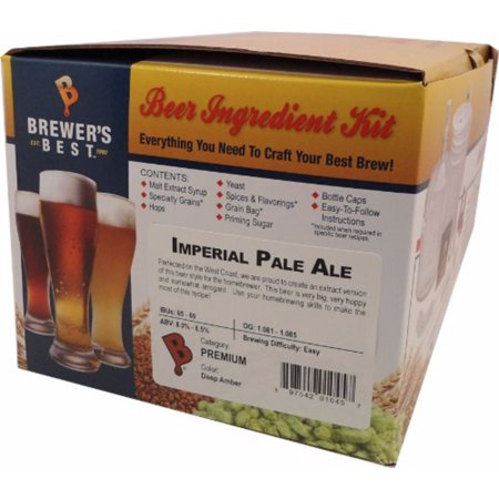 Brewers Best Imperial Pale Ale Beer Ingredient