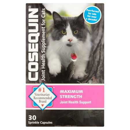 upc 755970407624 nutramax cosequin sprinkle capsules for cats 30 count. Black Bedroom Furniture Sets. Home Design Ideas