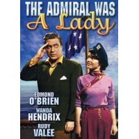 Admiral Was a Lady (DVD)