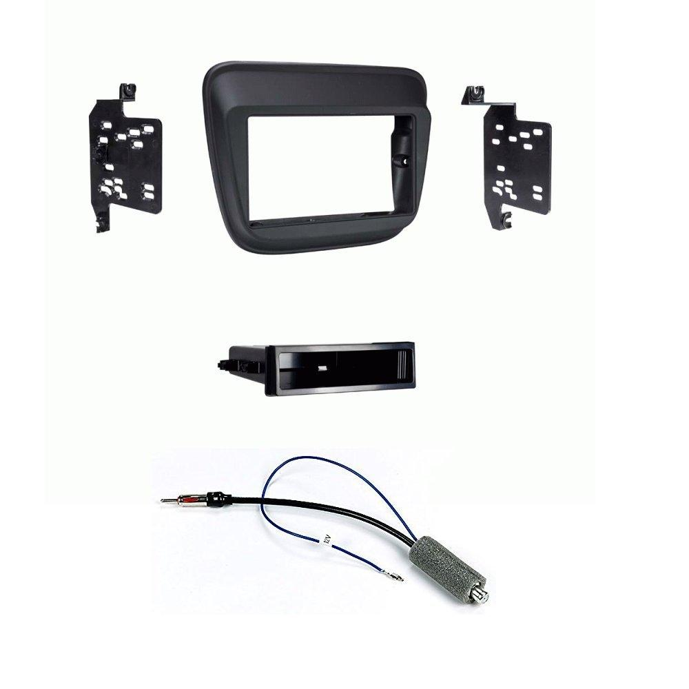 METRA Dash Kit for Malibu 2016-Up excluding Malibu limited 2 Din W// Antenna