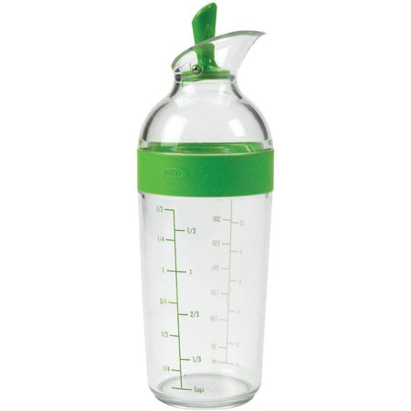 OXO Good Grips Salad Dressing Shaker, Green