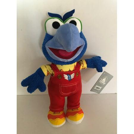 Muppets Mini - Disney Muppets Gonzo 12inc Mini Bean Bag Plush New with Tags