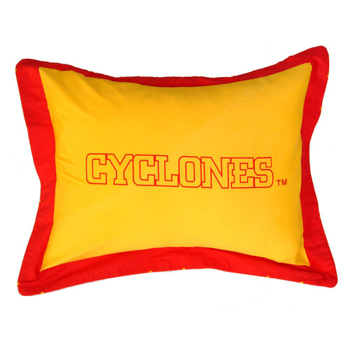 College Covers NCAA Iowa State Pillow Sham