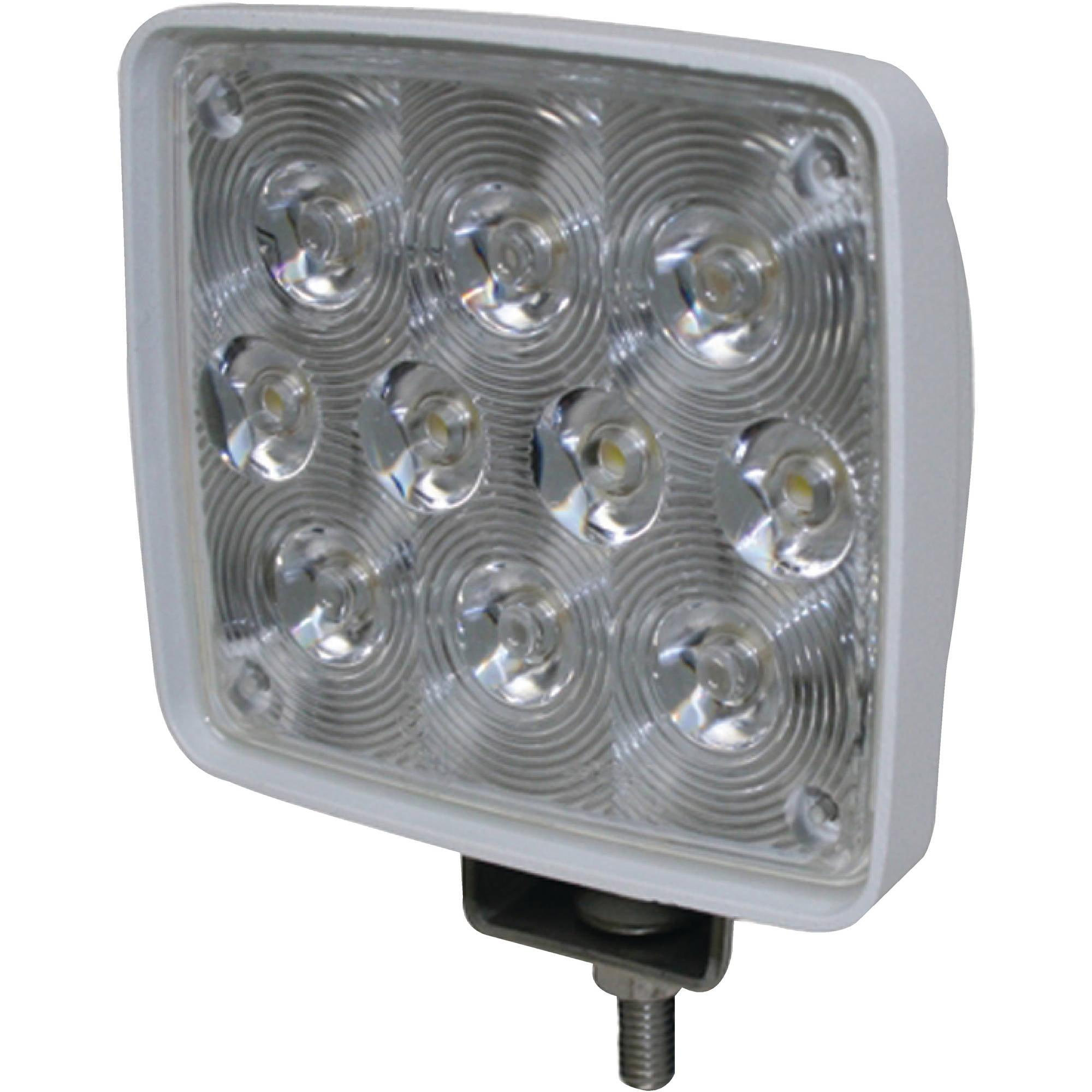 T-H Marine LED Spreader Light 10 LEDs, White Housing by T-H Marine Supplies