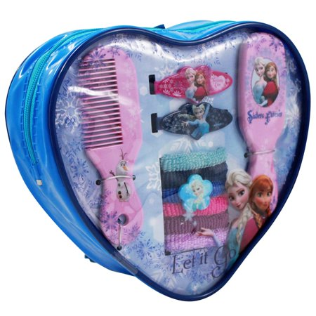 Frozen Backpack with Assorted Hair Accessories](Frozen Accessories)