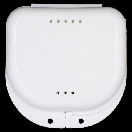 Detail Beads - BEAD BEE Denture Bath Box Case Dental False Teeth Appliance Container Storage Boxes Dentu