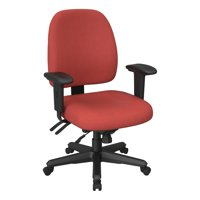 OSP Home Furnishings Work Smart Ergonomics Chair