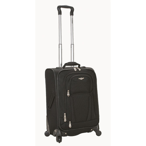 """Rockland Luggage York 20"""" Spinner Carry On"""
