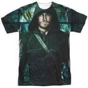 Arrow - Two Sides (Front/Back Print) - Short Sleeve Shirt - Large