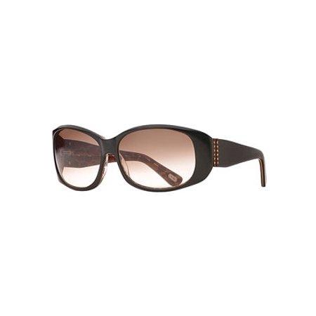 Carmen Marc Valvo CM Gia SECM GIAA06 Sunglasses - Brown Leopard SECM (Carmen Marc Valvo Wedding)