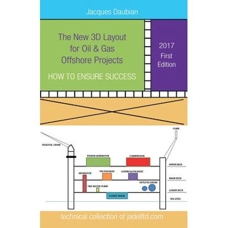 New 3d Layout for Oil & Gas Offshore Projects (Oil And Gas Jobs Offshore No Experience)