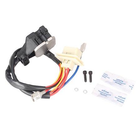 GZYF Auto Car Blower Regulator Resistor forMercedes Benz W210 E300 E320 E420 E430 1996-1999
