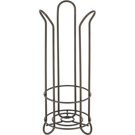InterDesign Tulip Toilet Paper Roll Holder Stand