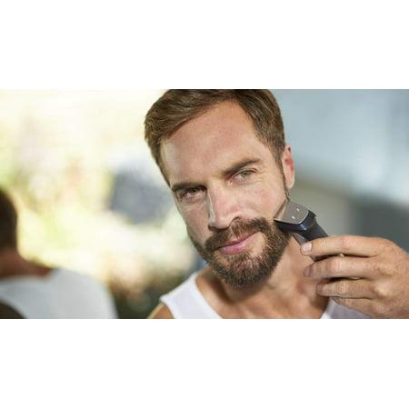 Philips Kit de toilettage avec batterie lithium-ion Découpez et coiffez votre visage, votre tête et votre corps avec 23 pièces - image 3 de 6