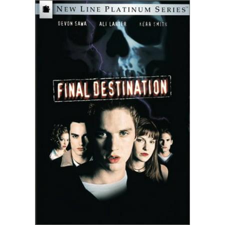 Final Destination (DVD) (Final Destination Halloween)