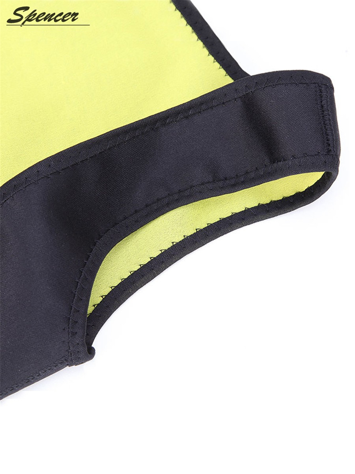 4b5ad3814a SPENCER - Spencer Women Body Shaper Waist Trainer Cincher Slim Yoga Corset  Vest Slimming Shapewear