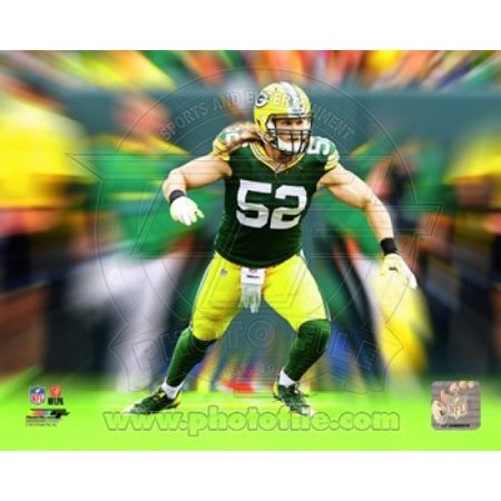 Clay Matthews Motion Blast Sports Photo](Clay Matthews Halloween)
