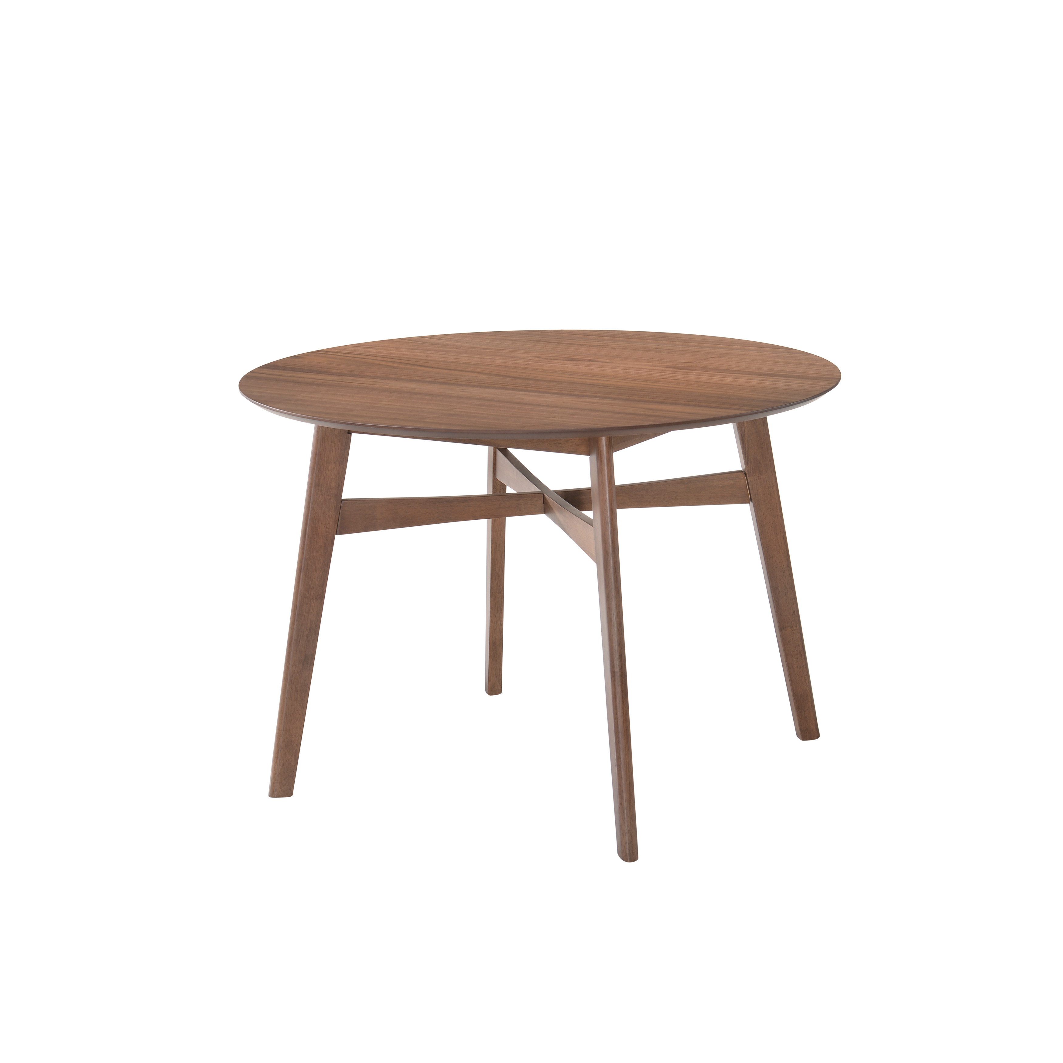 """Emerald Home Simplicity Round Dining Table 42"""" by Supplier Generic"""